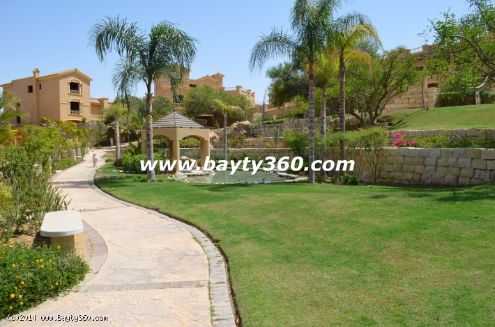 Villa for sale in Katameya Hills compound at 5th Settlement ,New Cairo