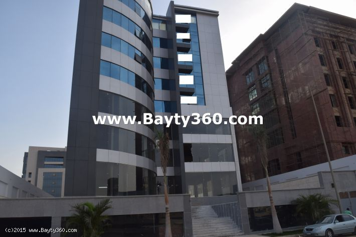 Administrative building for rent in New Cairo