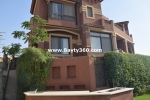 Duplex Villa with Garden for Rent in Lake View Compound at New Cairo