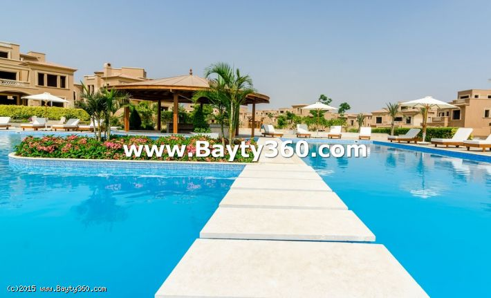 Villa for sale in La Nouva Vista compound at New Cairo