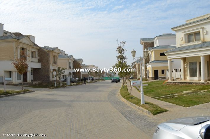 TWIN Villa For Sale in Mountain View compound , 5th settelement