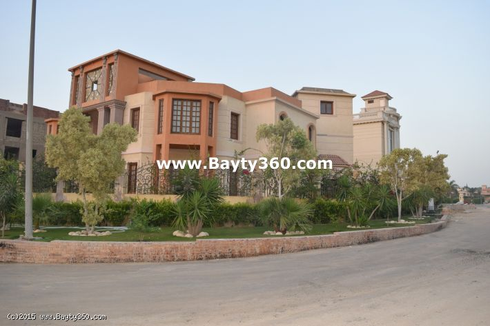 Furnished Villa For Rent At West Golf