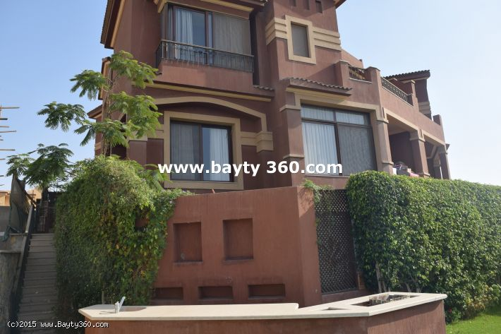 Duplex villa for for Rent In Lake View compound ,5th Settlement