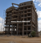 Office building skeleton for sale  in 5th Setelemnt,New Cairo