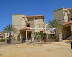 Town Hous Villa with garden for sale in Reviera Hills compound at 5th Settlement, New Cairo