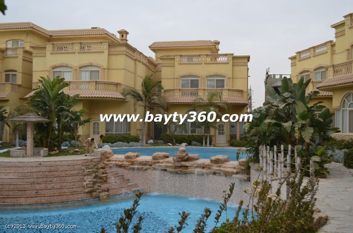 Duplex Villa in a Hotel For Rent in 5th Settlement ,New Cairo