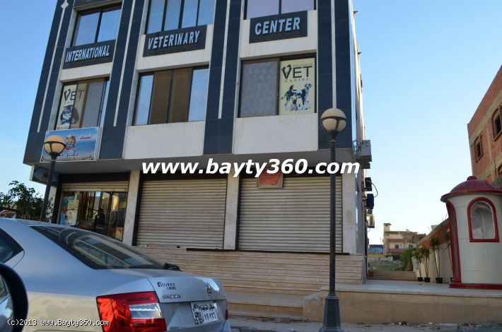 Shop For Rent in 5th Settlement ,New Cairo .