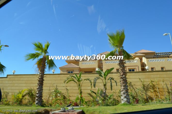 Villa For Sale in Compound in 5th Settlement, New Cairo