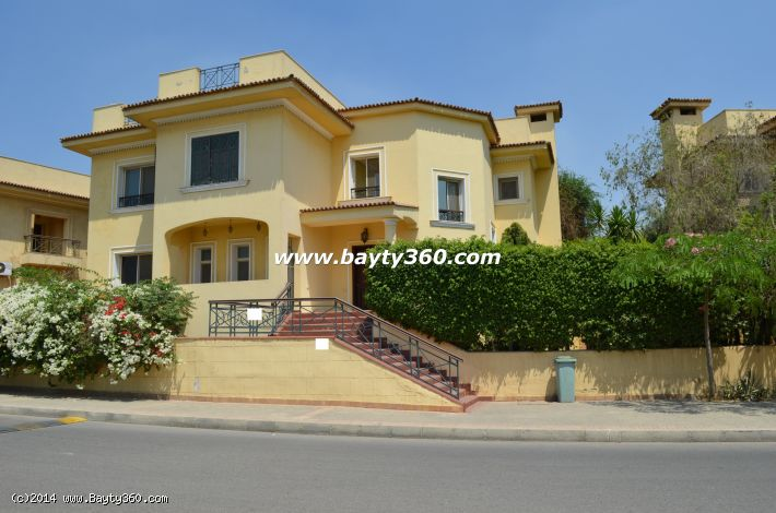 Katameya Heights Villa for Rent or Sale, New Cairo